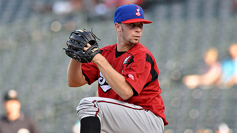 Tyler Thornburg went 8-1 in 13 Double-A starts.