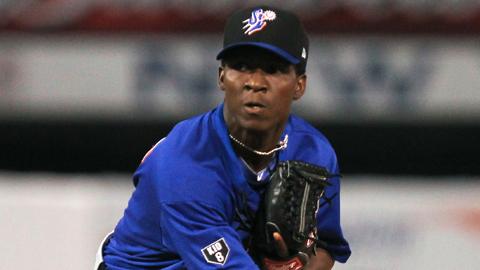 Rafael Montero has allowed three runs or fewer in all seven starts for St. Lucie.